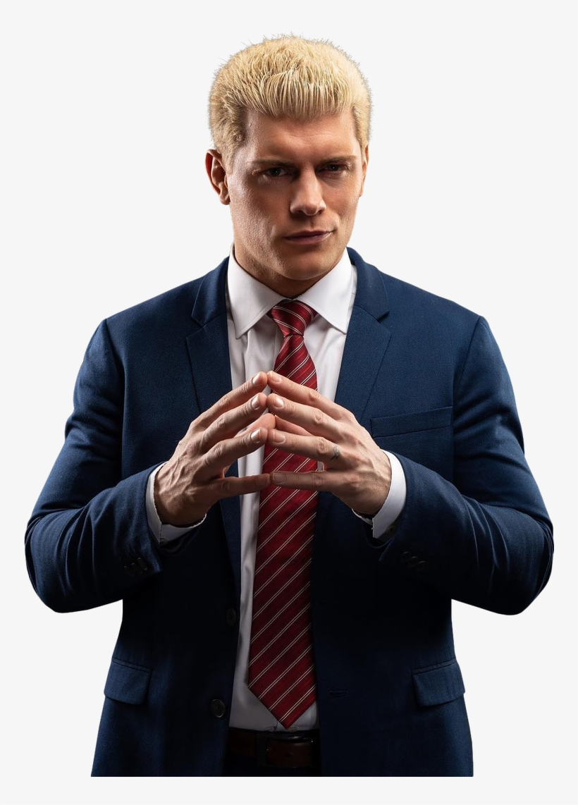 Cody Rhodes 2019 New Render By Ambriegns - Cody Rhodes - 752x1062 PNG  Download - PNGkit