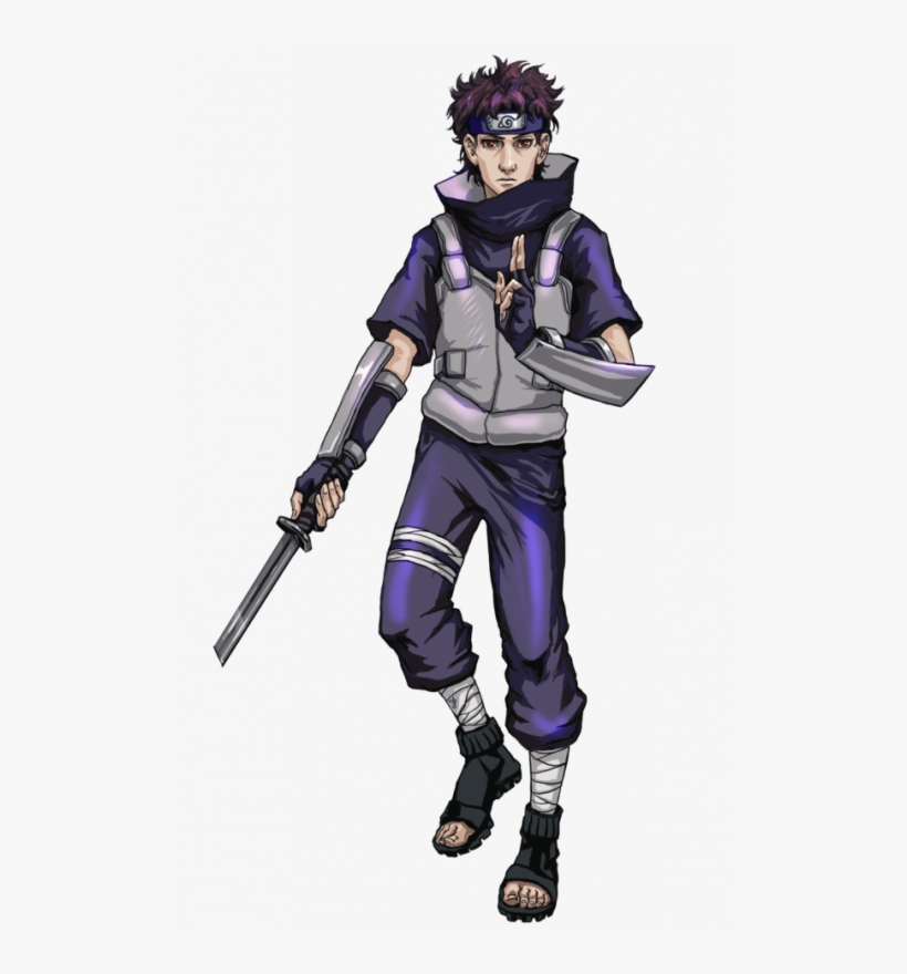 Shisui Uchiwa Uchiha Shisui Full Body 506x800 Png Download Pngkit