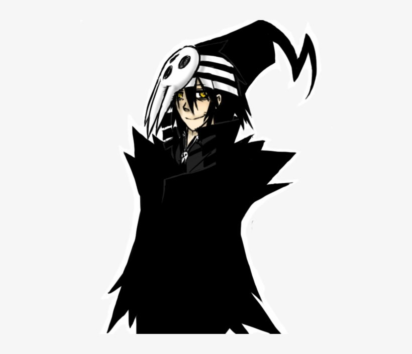 Lord Death Soul Eater Without Mask Photo Soul Eater Shinigami