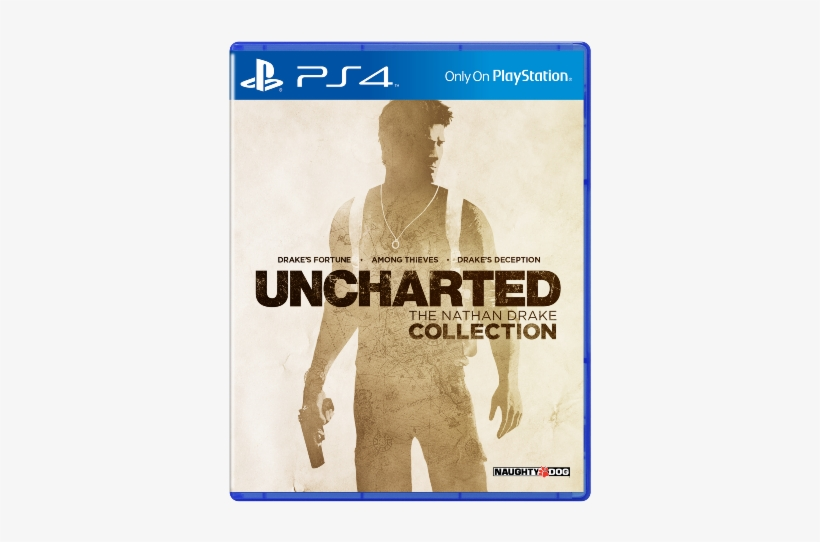 Add To Wish List Uncharted Nathan Drake Collection Box Art