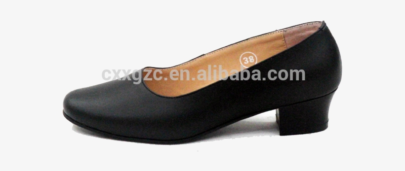 Army Military Women Shoes Officer Shoes Police Leather - Ballet Flat ... 872e145e0