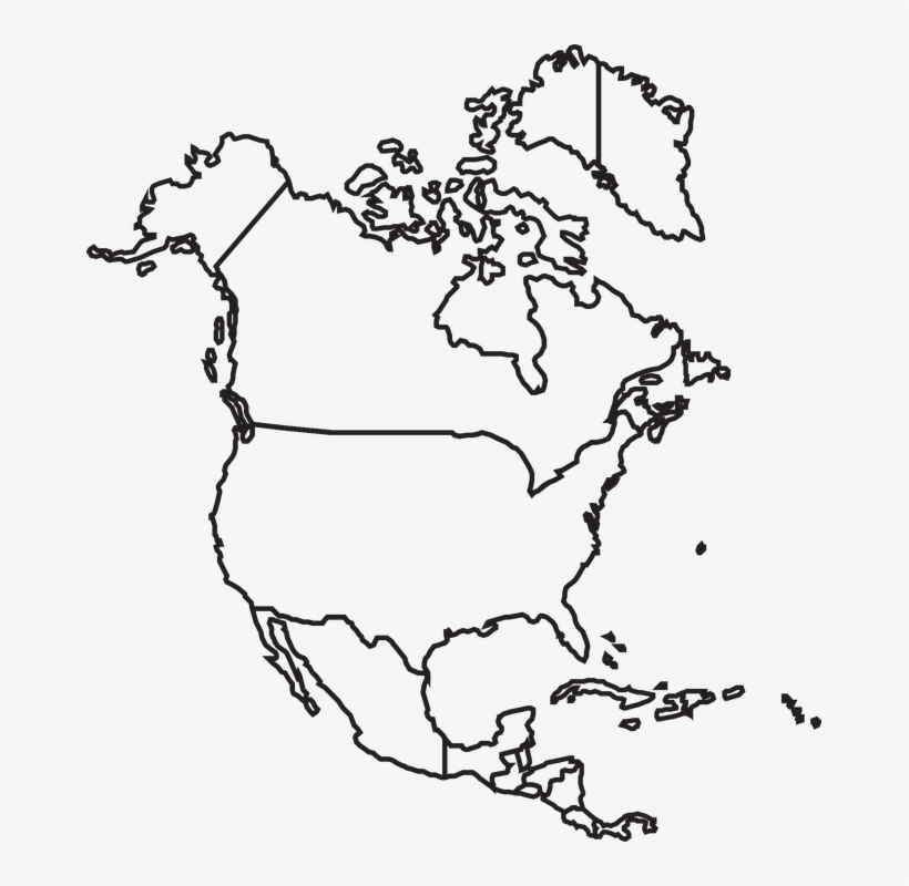 photo regarding Printable North America Map named Codes For Insertion - Printable North The united states Blank Map