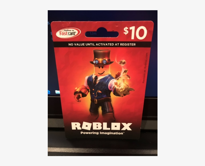 Extorx 10 Roblox Gift Card 800x600 Png Download Pngkit