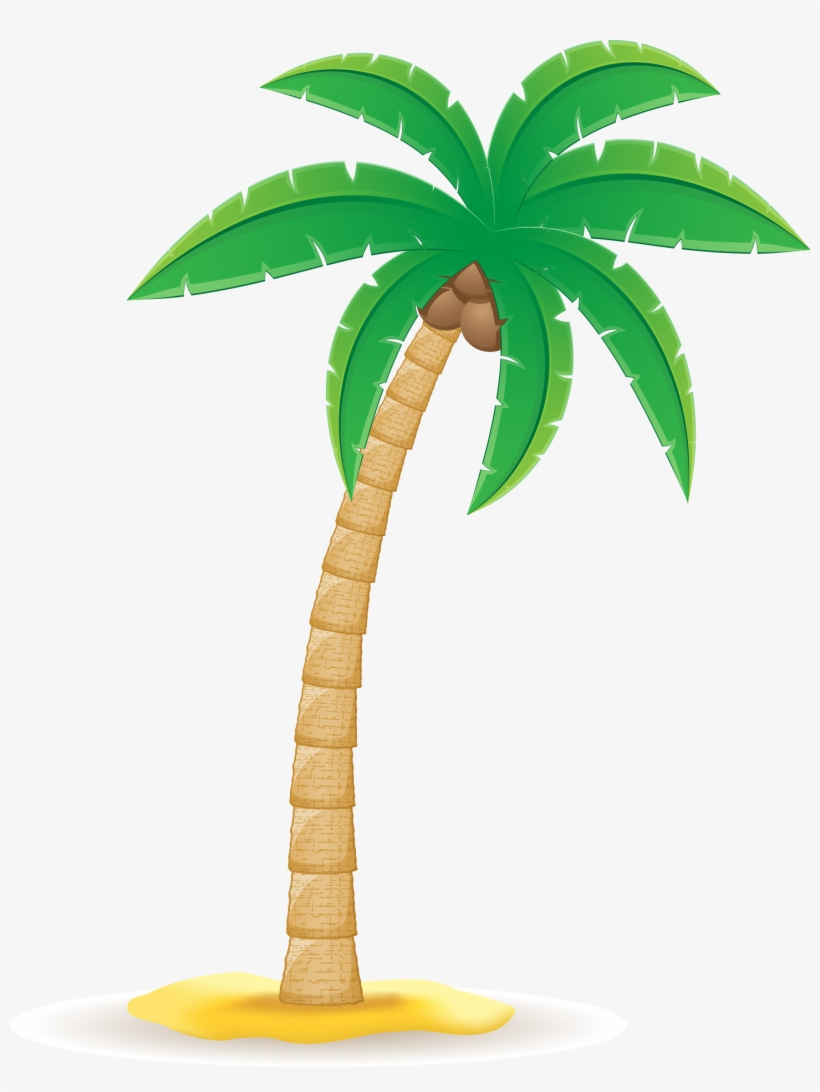 Arecaceae Clip Art Transprent Png Coconut Tree Clipart Png