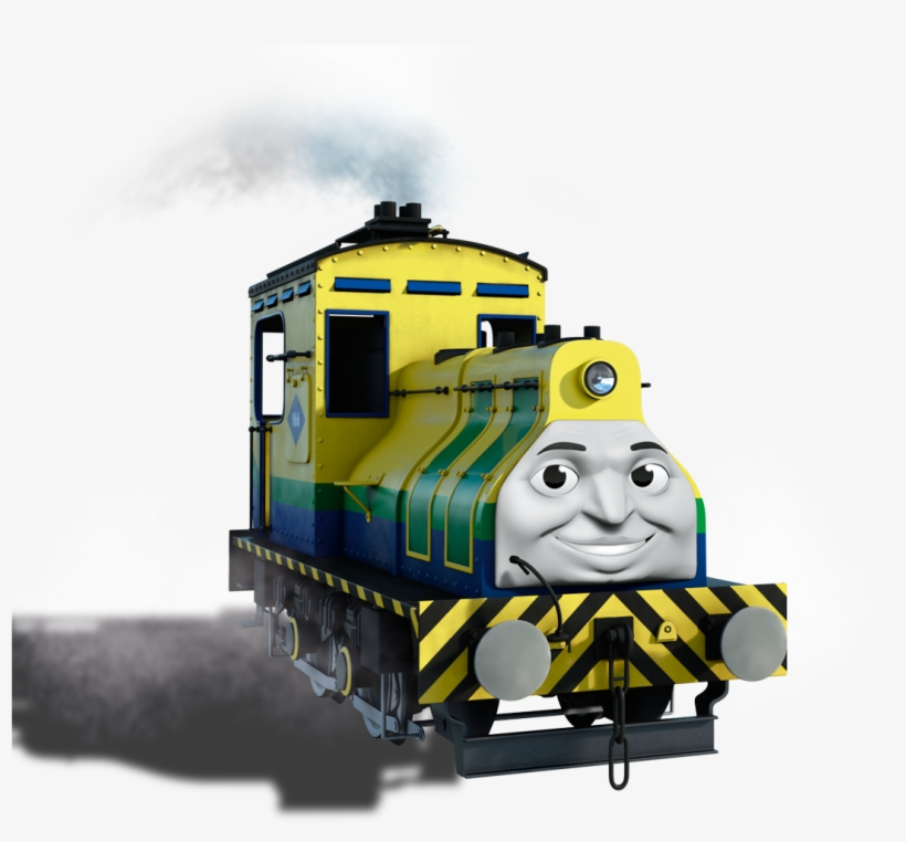 Raulpromo3 - Thomas The Tank Engine - 1282x1050 PNG Download