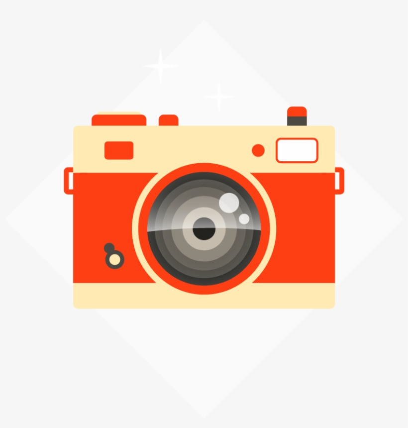 Camera Photography Icon Camara Fotografica Vector Png Color 828x828 Png Download Pngkit