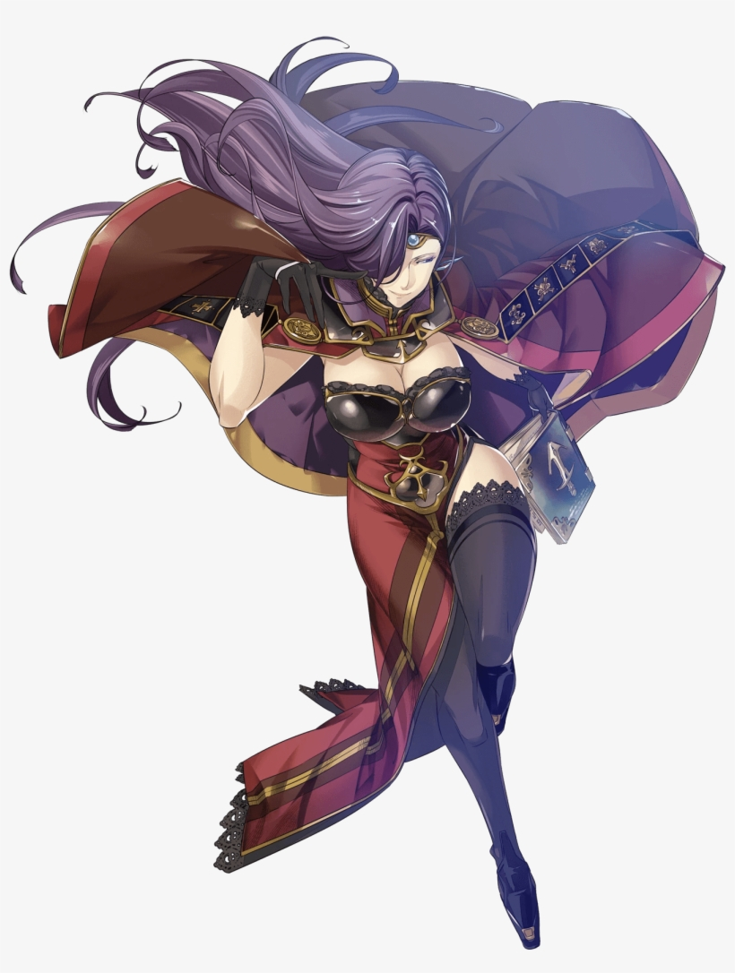 I Want A Hot Female Fire Emblem Human Character - Fire