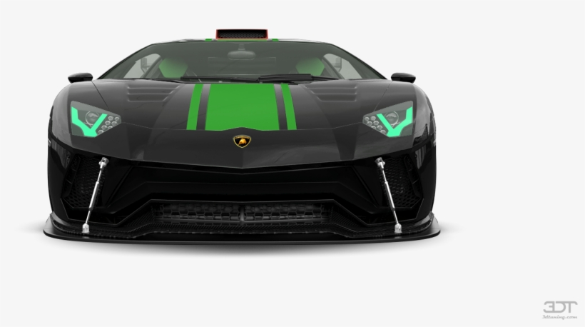 Styling And Tuning Disk Neon Iridescent Car Paint Lamborghini