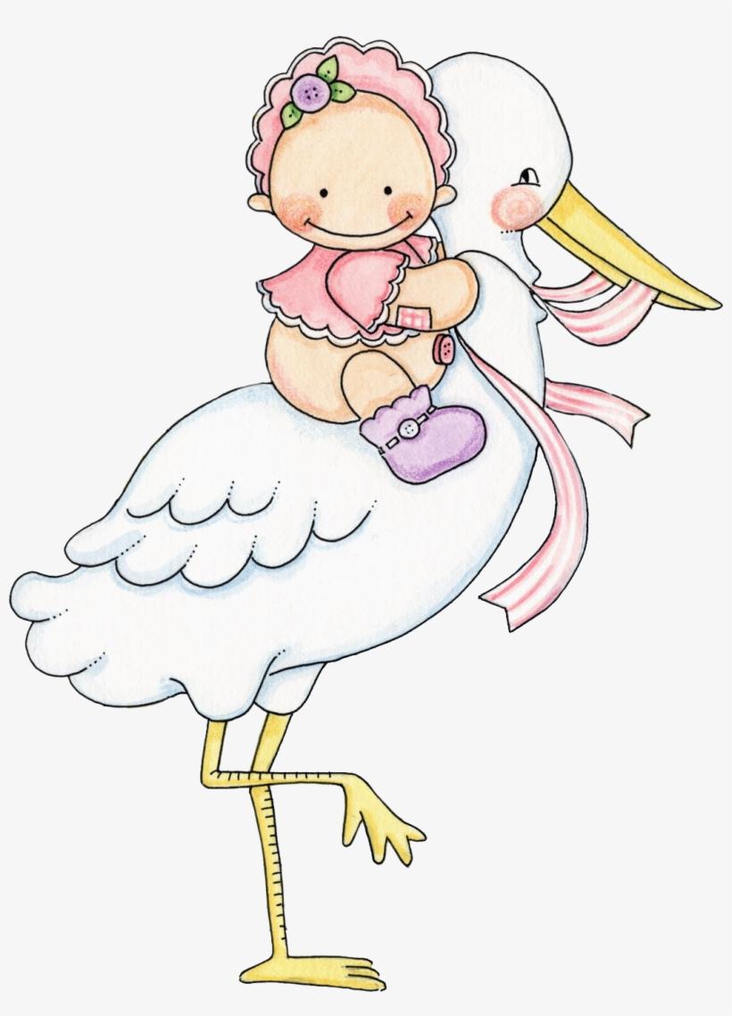 Imagenes Para Bebes Para Descargar Las Imagenes En Cigueñas Para Baby Shower 1050x1406 Png Download Pngkit