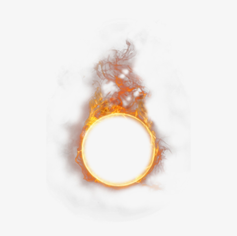 Combustion Burning Fire Light Flame Of Clipart Cercle De Feu Png 500x737 Png Download Pngkit