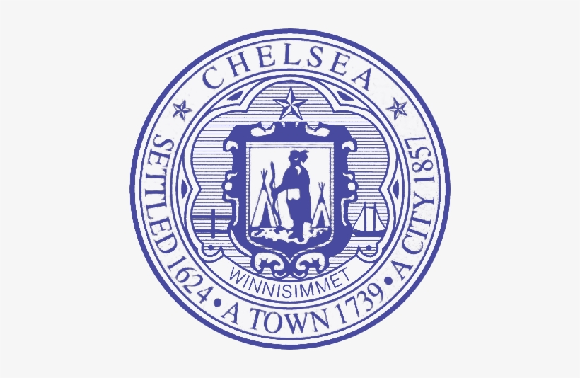 City Of Chelsea Logo 454x454 Png Download Pngkit
