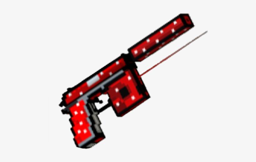 Hitman Pistol Pixel Gun 3d Pistols 640x589 Png Download Pngkit