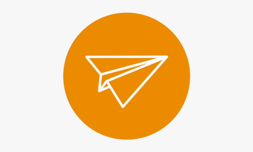 Icon Round Paper Airplane Icon 700x475 Png Download Pngkit