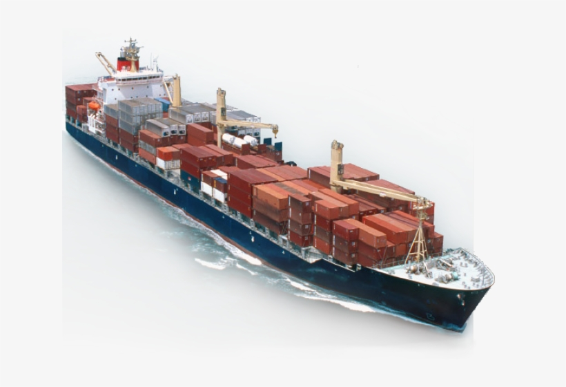 Fishing Boat Clipart Cargo Ship Cargo Ship Transparent Background 640x480 Png Download Pngkit