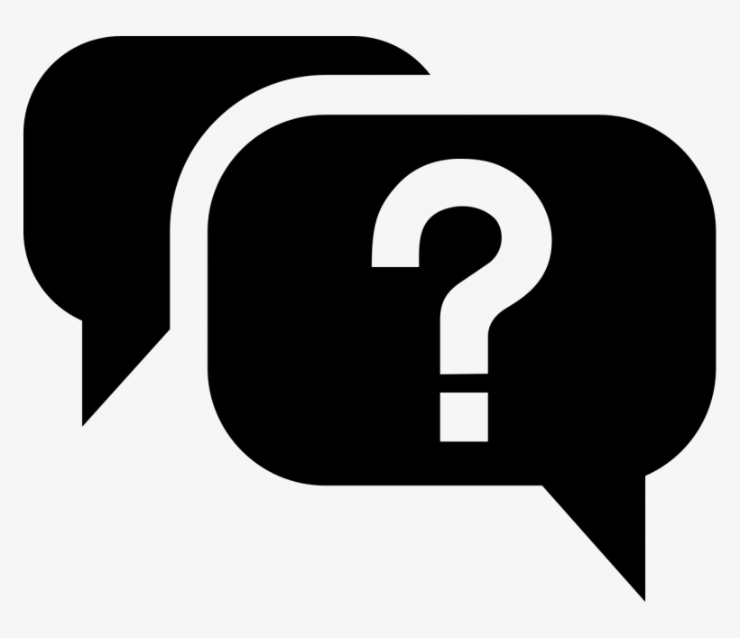 Frequently Asked Questions Icon - 768x627 PNG Download ...