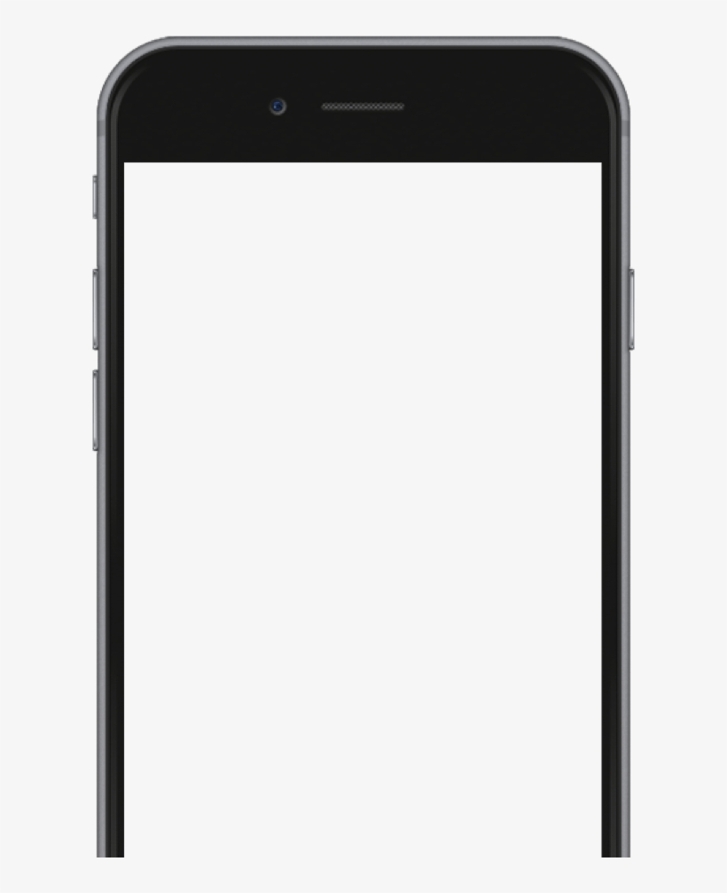 Device Frame@2x - No Copyright Mobile Png - 614x926 PNG