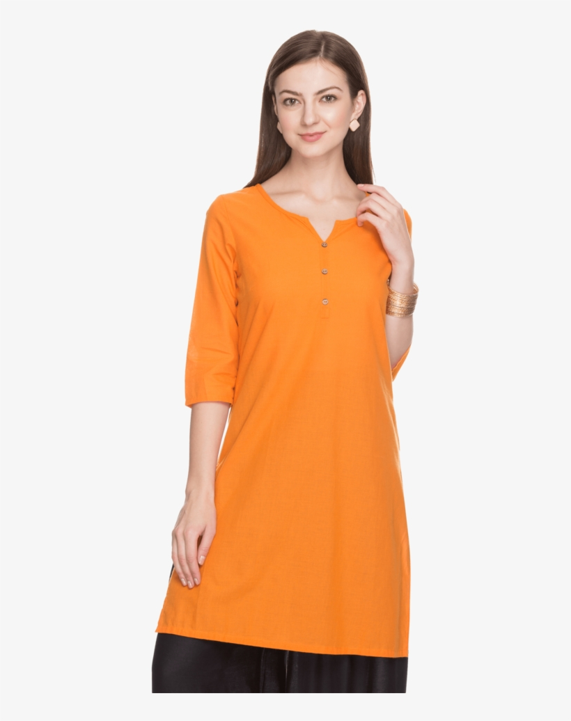 Download Women Slim Fit Solid Kurta Girl Full Size Png Image Pngkit The free images are pixel perfect to fit your design and available in both png and vector. women slim fit solid kurta girl