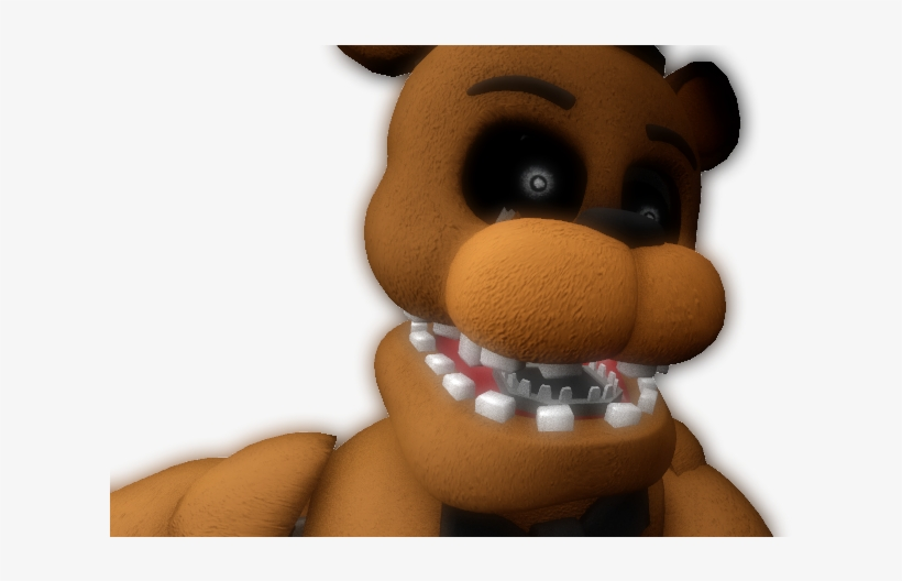 Unwithered Freddy Sfm Battler - Unwithered Golden Freddy Png