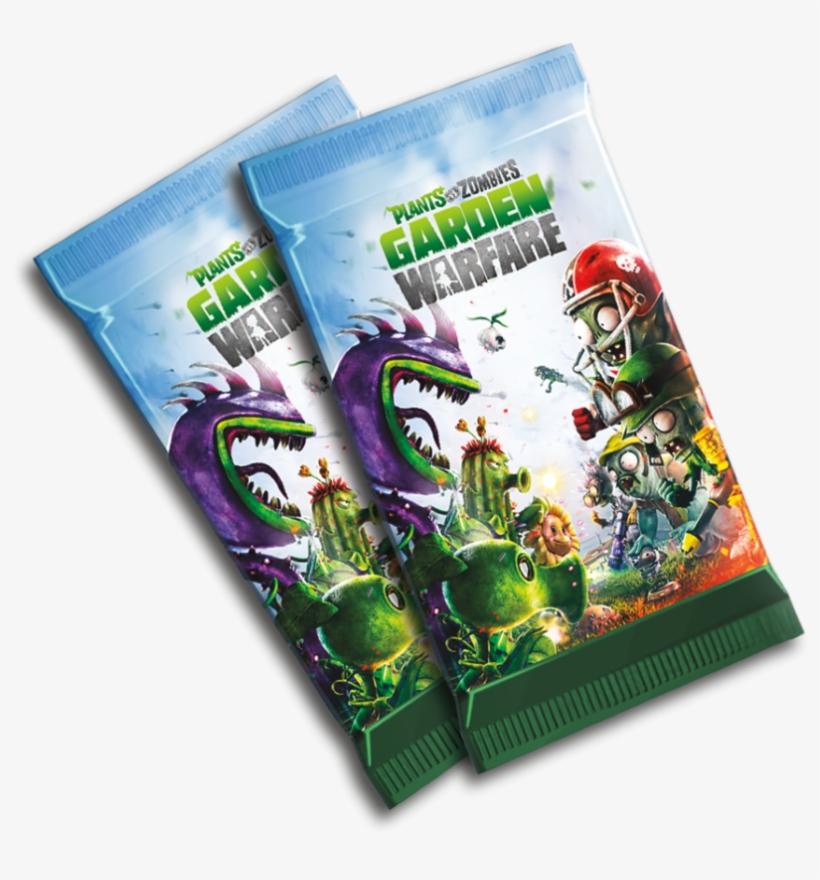 Plantsvszombie Gw Booster Plants Vs Zombies Card Pack 805x800