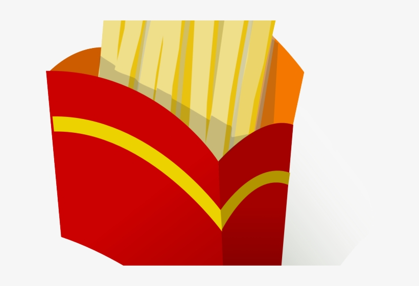 Mcdonalds Clipart Fries Transparent Cartoon French Fries Png