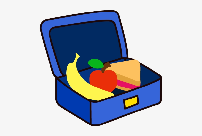 Lunch Box Lunch Clipart Free Images - Red Lunch Box Clipart - Png Download  (#24467) - PinClipart