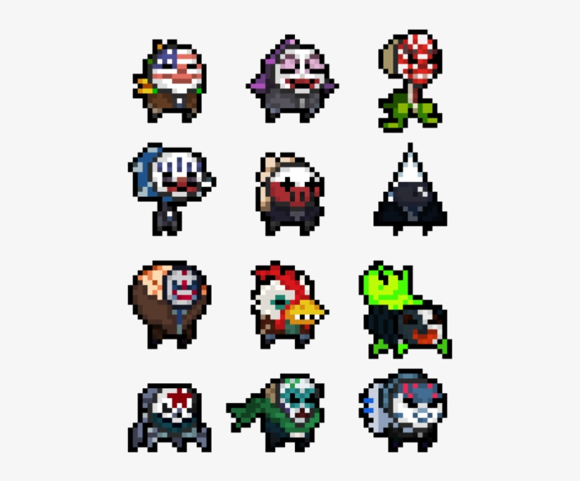 Working On A Skin Pack That Makes The Nuclear Throne