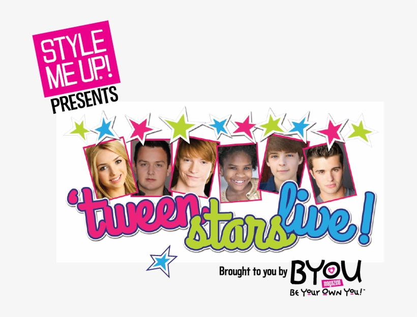 Tickets For Style Me Up Presents Tween Stars Live In - Byou