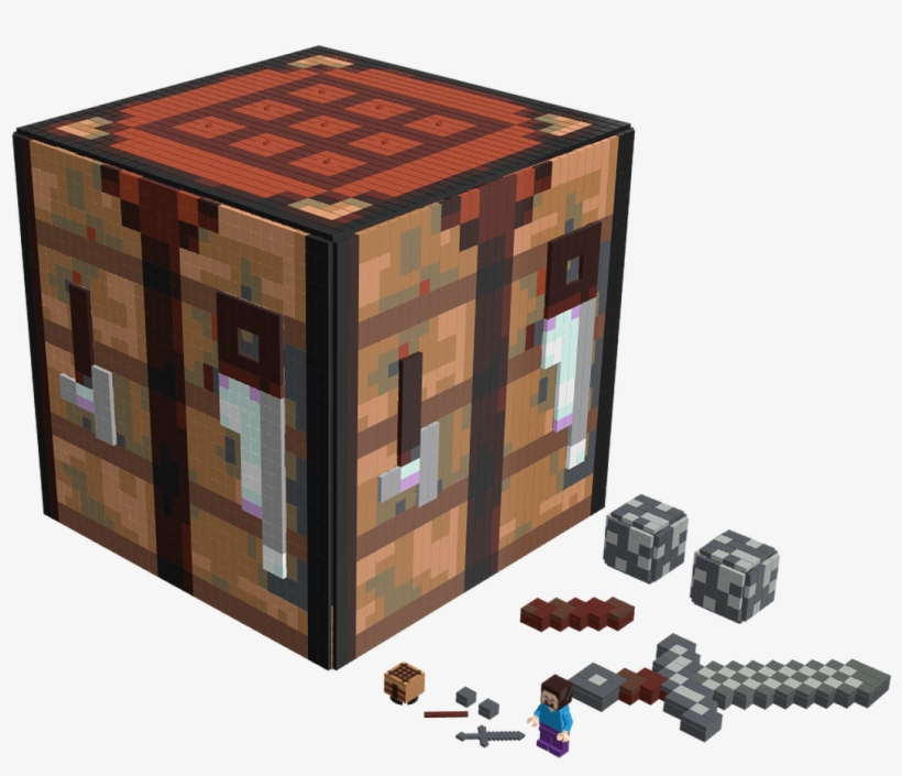 Amazoncom Minecraft Chest Storage Block Toys Amp Games