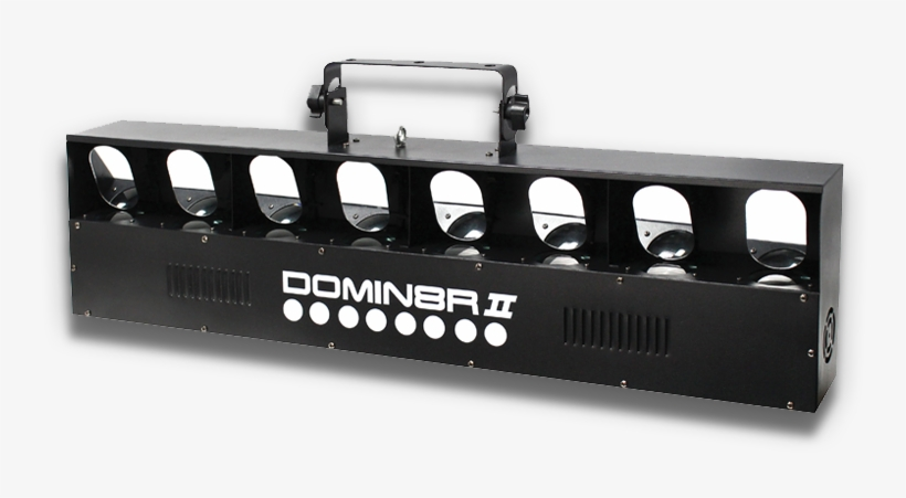 2 /éclairages LED Equinox Domin8r MKII