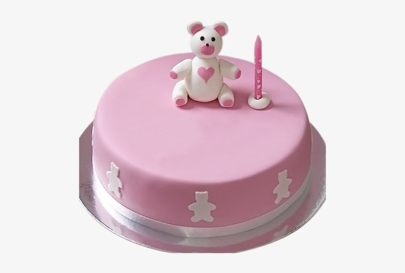 Wondrous Best Birthday Cakes Cute Pink Teddy Bear 500X500 Png Download Funny Birthday Cards Online Overcheapnameinfo