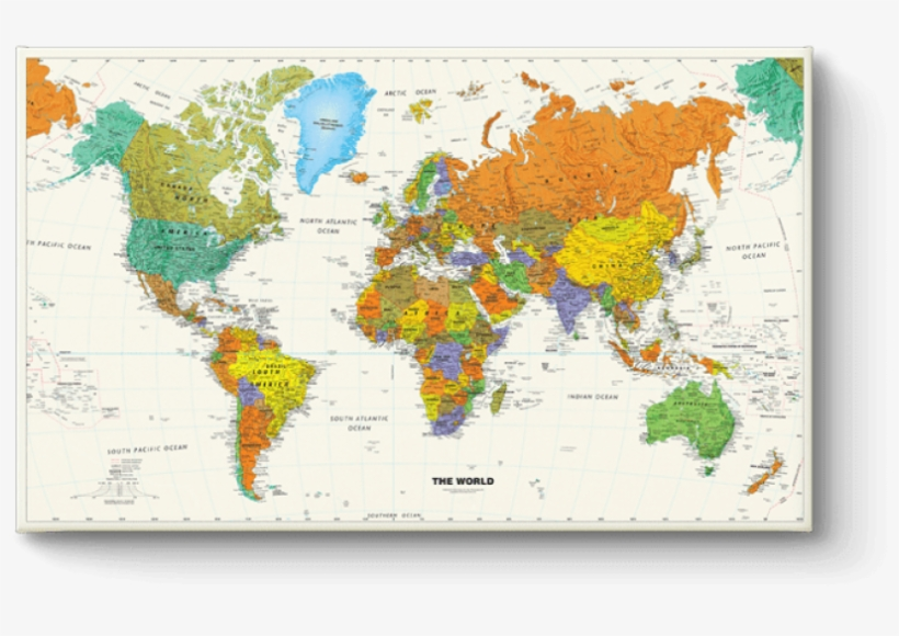 Free Png Download High Quality World Map In Hd Png - High Quality ...