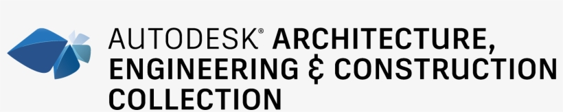 One Essential Set Of Bim Tools For Building, Design, - Autodesk Aec Collection Logo - 2217x450 PNG Download - PNGkit
