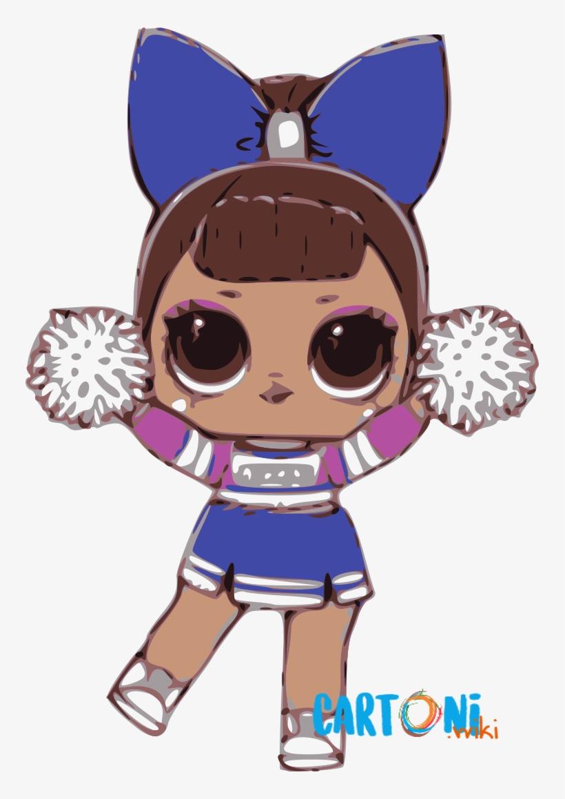 Sis Cheer L Sis Cheer Lol Doll 745x1080 Png Download Pngkit