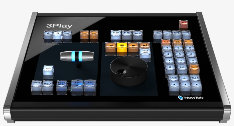 Newtek 3play 3p1 Instant Replay - 3 Play 3p1 - 1920x1080 PNG