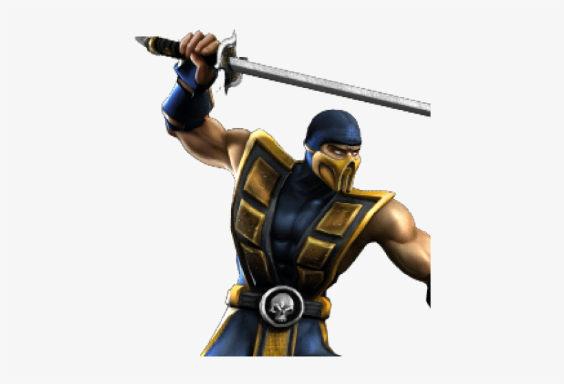 Scorpion Clipart Mortal Kombat Mortal Kombat Armageddon Scorpion