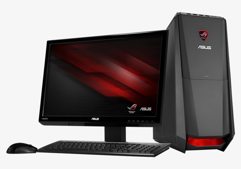 We Use Lastest State Of The Art Tools & Stress Test - Asus