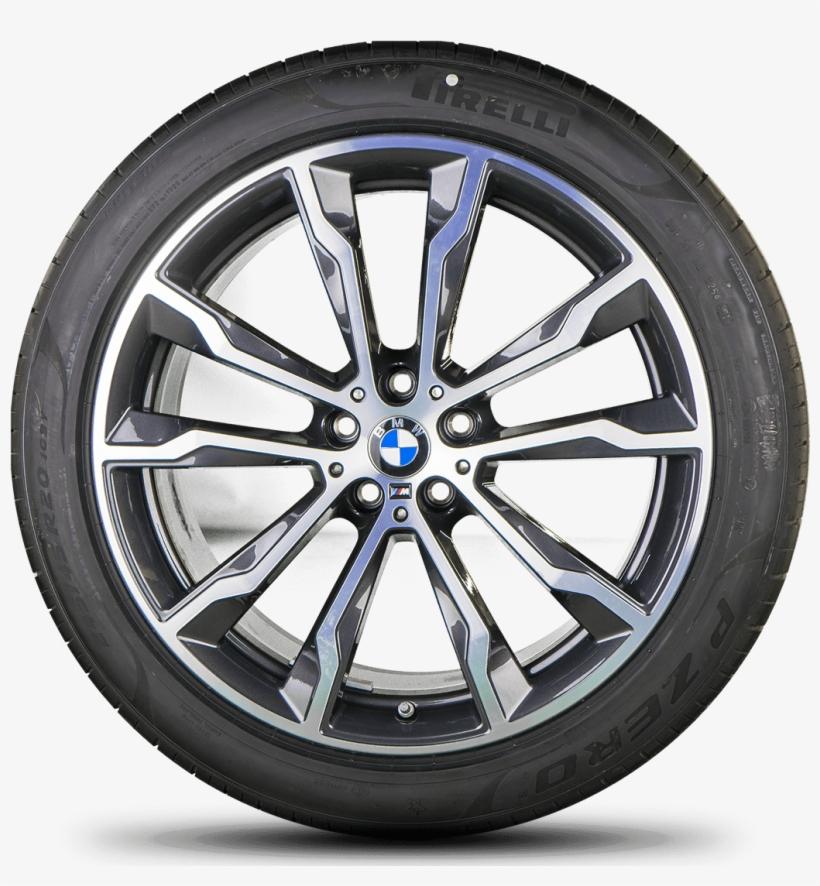 Bmw X3 G01 X4 G02 20 Inch Alloy Wheels Rim Summer Tires Bmw X3 M