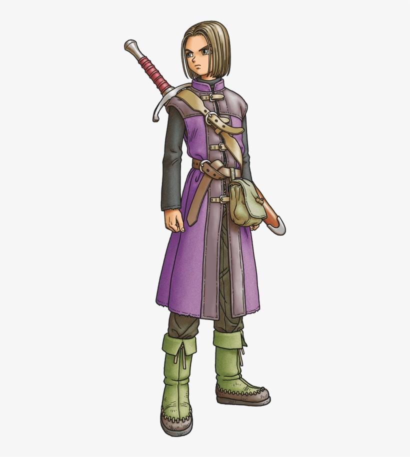 Dragon Quest Xi Artbook Akira Toriyama Dragon Quest 794x873 Png Download Pngkit