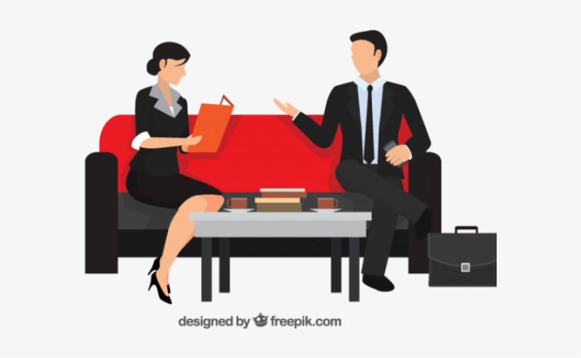 Personal Interview - Interview Clipart Png Transparent Png (#3363196) -  PinClipart