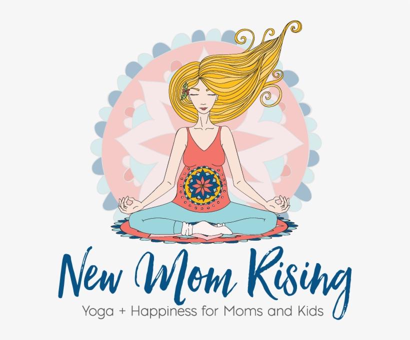 Yoga Clipart Kid Yoga Illustration 588x601 Png Download Pngkit