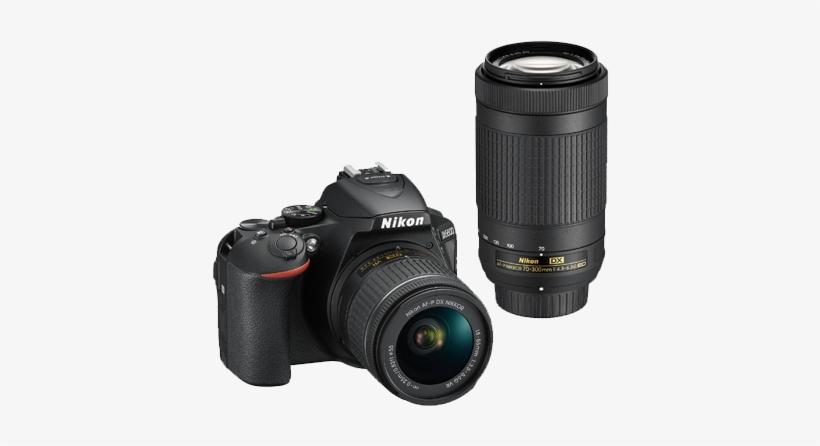 Nikon D5600 Dslr - Nikon D5600 Price In Uae - 800x600 PNG Download