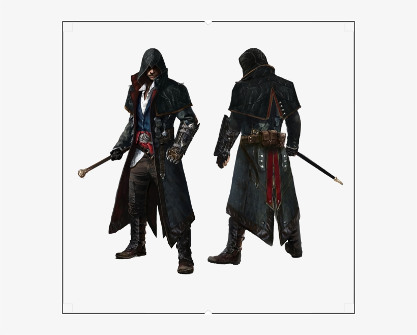 Assassin S Creed Syndicate Jacob Frye Outfits 578x578 Png