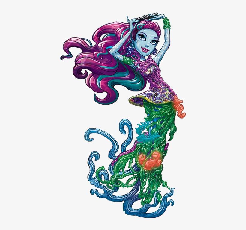 Картинки монстер хай поси риф из серии большой скарьерный риф