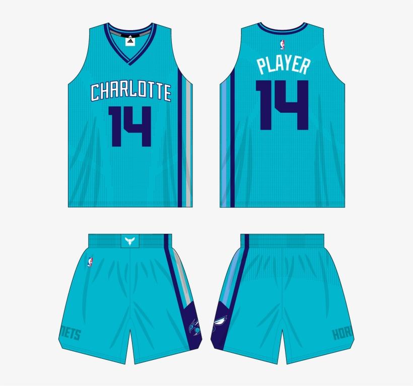 finest selection a9d6e 08cce Byekedcigaaffux - Charlotte Hornets Blue Jersey - 600x696 ...