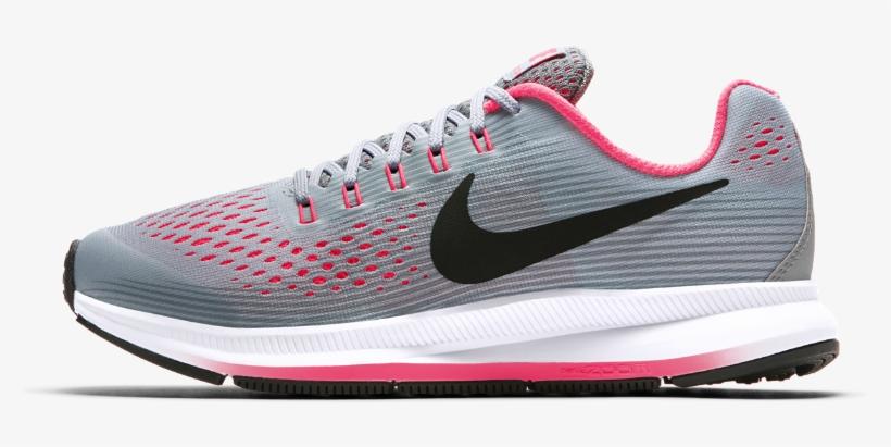 aefdfadfb378 Nike Zoom Pegasus 34 Big Kids  Running Shoe Size - נייק פגסוס 34 נשים