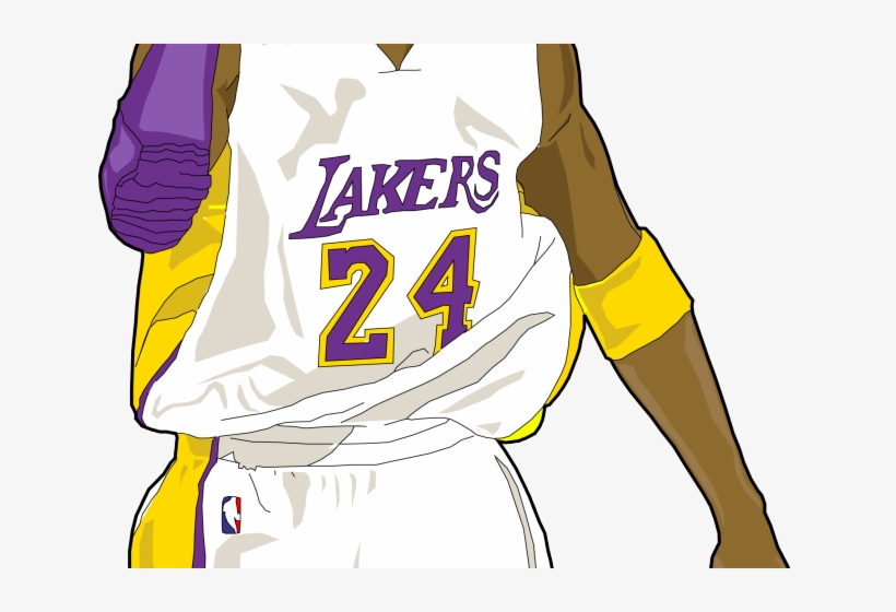 Kobe Bryant Clipart Transparent Logos And Uniforms Of The