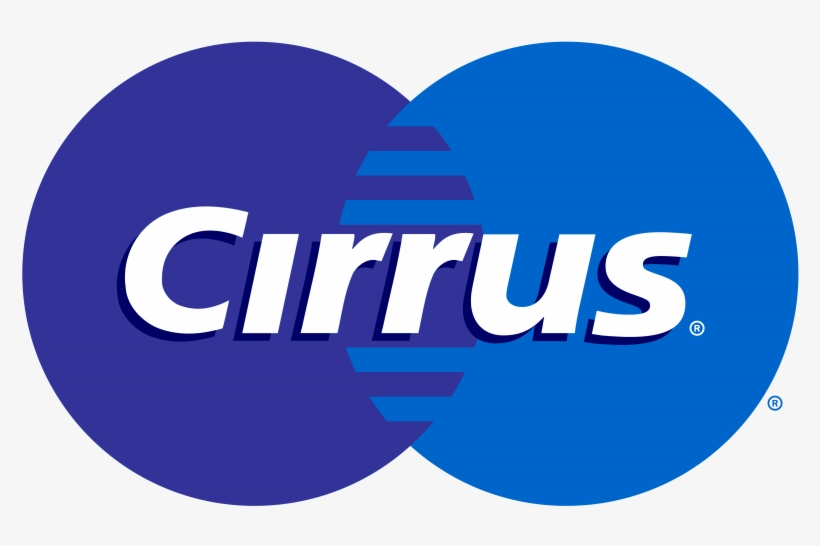 Popular Logo - Logo Atm Cirrus Png - 7x7 PNG Download - PNGkit