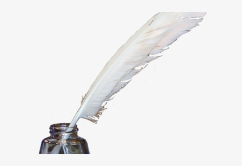 Quill Clipart Transparent Background Quill And Ink Harry Potter