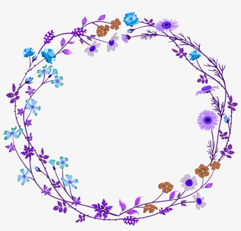 border circle png flower circle flowercircle freetoedit - design border