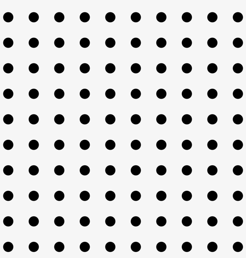 Dot Pattern Square Of Dots 1969x1969 Png Download Pngkit
